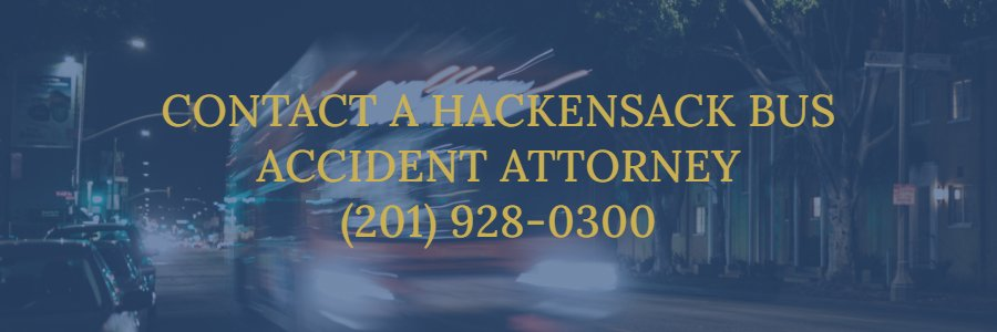 Hackensack bus accident lawyer
