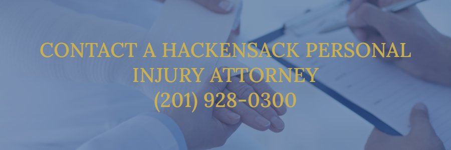 Hackensack personal injury lawyer