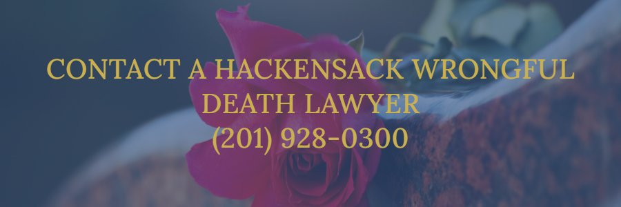 Hackensack wrongful death attorney