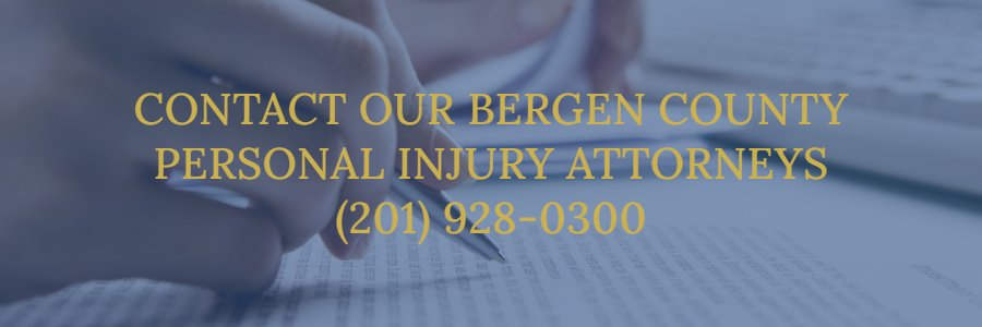 Bergen County personal injury lawyers